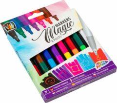 Grafix Magic viltstiften 8 stuks