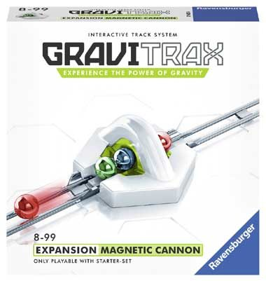 Afbeelding van Ravensburger GraviTrax® Kanon Uitbreiding - Knikkerbaan