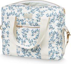 Blauwe Cam Cam Camcam luiertas fiori extra ruime opening 16L
