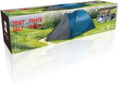Blauwe Dunlop Tent Koepeltent 2 personen 210 x 150 x 120 cm - Nylon