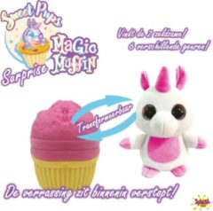 Splashtoys SPLASH TOYS - Sweet Pups Surprise muffins - knuffels - willekeurige modellen