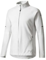 Laufjacke Climaheat Primeknit BQ9370 mit climaheat™ Isolation adidas performance White/Grey One/Grey One