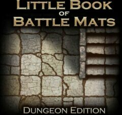 Dungeons and Dragons Little Books of Battle Mats