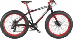 Fausto Coppi 26 Zoll Fat Tire Mountainbike 7 Gang Aluminium Coppi Grizzly