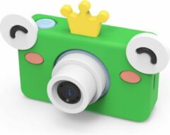 Roze El Royal Kinder Camera 1080p HD - Kindercamera Digitaal - Selfie Vlog Video Fotocamera