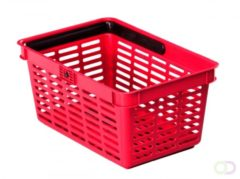 Durable SHOPPING BASKET 19 rood