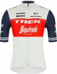 Santini Trek-Segafredo Blend S/S Jersey - 2020 - Maat XL