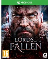 Easy Interactive Console Lords Of The Fallen - Limited Edition