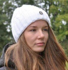 Piri Sport Hats & Co beanie voor de moderne vrouw - kleur wit