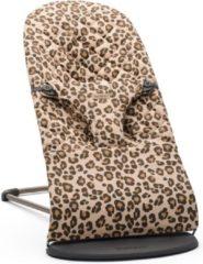 BabyBjörn BABYBJÖRN Wipstoeltje Bliss - Beige-Luipaard Cotton
