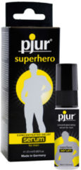Pjur Superhero Vertragend Serum voor Mannen - 20 ml