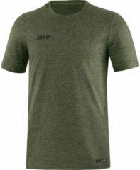 Kaki Jako T-shirt premium basics 042821 khaki