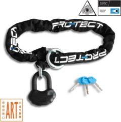 Zwarte Pro-tect U-lock 120cm ART4