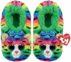 Ty Fashion Pantoffels Tigerly Cat 30-32