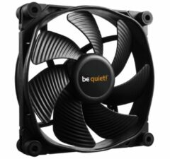 BeQuiet Silent Wings 3 PC-ventilator Zwart (b x h x d) 120 x 120 x 25 mm