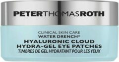 Blauwe Peter Thomas Roth - Water Drench Hyaluronic Cloud Hydra-Gel Eye Patches - 60 st - Hyaluronzuur - Vitamine E