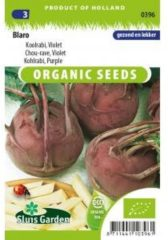 Rode Sluis Garden - Kohlrabi Blaro violet biologisch