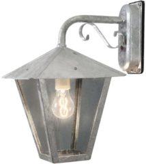 Konstsmide Benu Down 435-320 Buitenlamp (wand) Energielabel: Afhankelijk van de lamp Spaarlamp, LED E27 100 W Staal