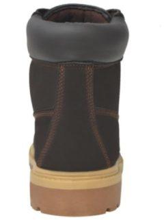 ROOMFUN Stivali da uomo marrone taglia 43
