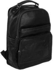 The Chesterfield Brand Austin Backpack black backpack