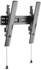Zwarte Cavus WMT205 TV Muurbeugel Tilt ophangbeugel kantelbaar voor 32 - 55 Inch max 35kg - Universele VESA TV muursteun