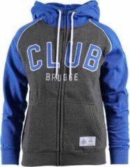 Zwarte Sweater 'Club Brugge' dames