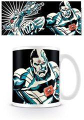 Witte Justice League DC Comics Cyborg Colour - Mok