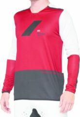 100% MTB Fietsshirt R-Core X - KersZwart - M