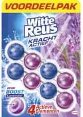 Witte Reus WC Kracht Actief Toiletblok Lavendel Boost 2 x 50 gr