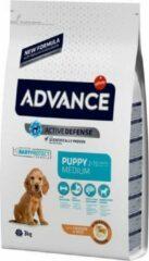 3 kg Advance puppy protect medium hondenvoer