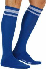 Blauwe Rucanor - Player Football Socks - Unisex - maat 35-38