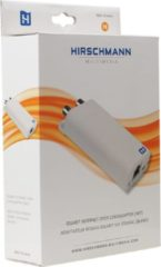 Witte Hirschmann INCA 1G white SHOP - Multimedia over coax adapter, 1000Mbps