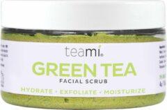 Teami Blends groen Tea Facial Scrub - Groene Thee Gezicht Scrub