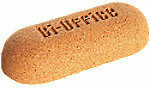 Bi-Office Earth-it Recycled Cork Magnetic Eraser (AA0617)
