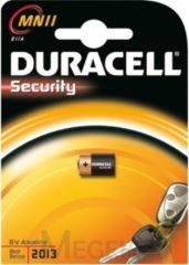 Duracell knoopcel alkaline, ho 16.5mm, diam 10.22mm, 6V, capaciteit 33mAh
