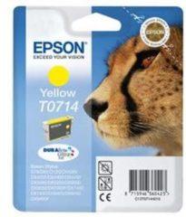 Epson Singlepack Yellow T0714 DURABrite Ultra Ink (C13T07144021)