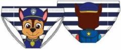 Blauwe Paw Patrol zwembroek - maat 110 - Chase zwembroekje