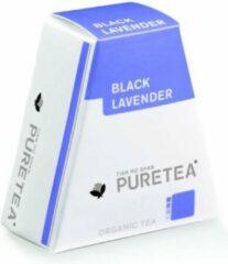 PureTea thee - Black lavender - 72 stuks