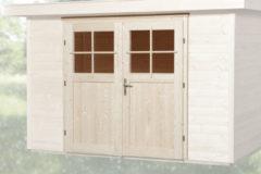 WEKA | Dubbele deur tbv 21 + 28 mm wanddikte