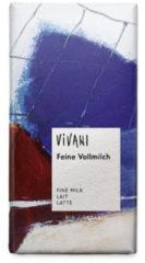 Vivani Chocolade melk 10 x 100g