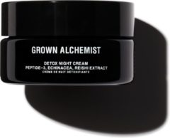 Grown Alchemist - Detox Facial Night Cream - 40 ml