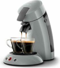 Philips Senseo HD6553/71 Vrijstaand Volledig automatisch 0.7l 2kopjes Grijs, Zilver koffiezetapparaat