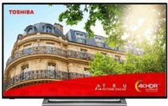 "Smart TV Toshiba 43UL3B63DG 43"" 4K Ultra HD DLED WiFi Zwart"