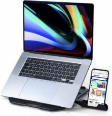 RX Goods® Verstelbare Laptop & Mobiel Standaard – Table Stand – Tafel & Bureau Steun – Verstelbaar & Opvouwbaar – Notebook & Smartphone