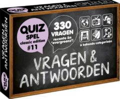 Puzzles & Games Vragen & Antwoorden #11 - Trivia Quiz en Aanvulset