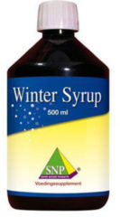 SNP Winter syrup 500 Milliliter