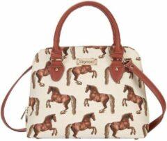 Bruine Signare - Handtas - Whistlejacket - Paarden - George Stubbs