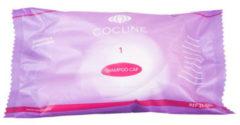 Paarse Cocune 1 Shampoo & Conditioner caps (Let op! alleen per minimaal 5 te bestellen ivm bezorgkosten() (haar wassen zonder water) TIJDELIJK ZELFDE PRODUCT, MAAR ANDERE VERPAKKING!