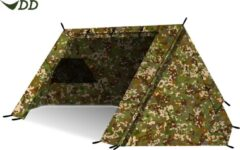 DD Hammocks A-Frame Tent - Multicam - Camouflerend - 1 tot 2 personen