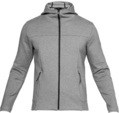Under Armour Bekleidung Sportstyle Elite Utility Full Zip Under Armour grau